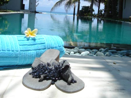 Boutique hotel & eco resort in Bali - Aquaria Bali - a peaceful eco resort in Candi Dasa